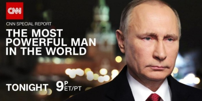 """О чем рассказал CNN в фильме о Путине """"Самый могущественный человек в мире"""""""