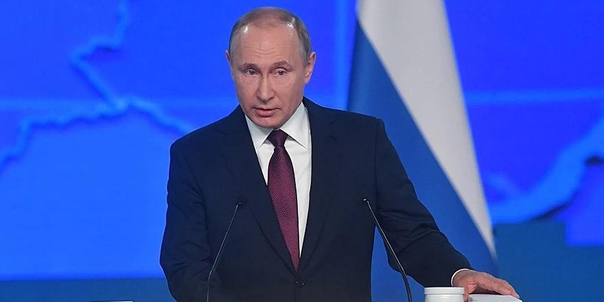 Президент России объявил следующую неделю нерабочей