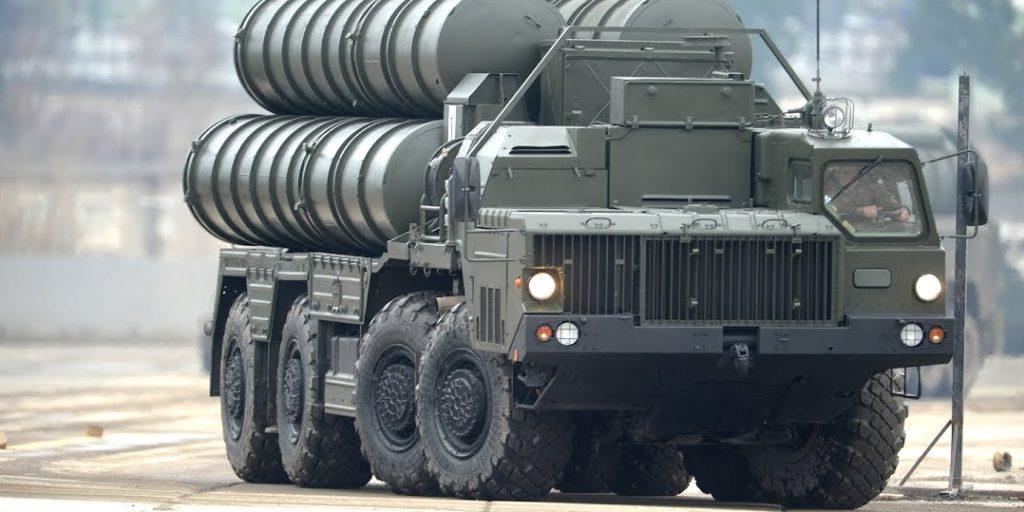 Россия поручила доставку С-400 в Китай украинской фирме и потеряла 17 млрд