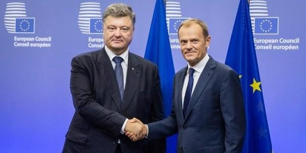 """Порошенко заявил об угрозе """"Северного потока-2"""" для ЕС"""