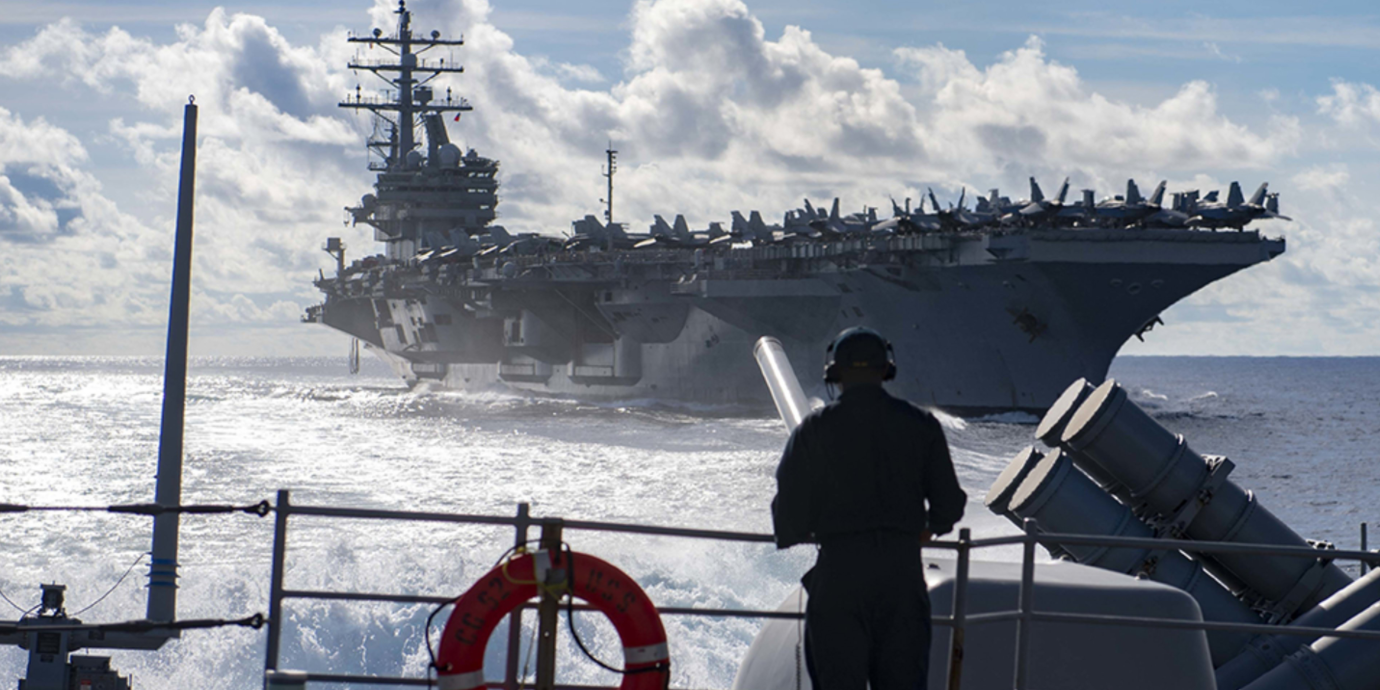 США планируют создать постоянную группу ВМС в Тихом океане