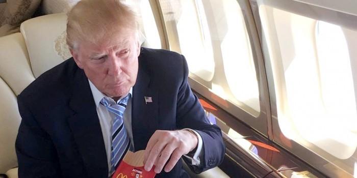 McDonald's оскорбил Трампа в Twitter и попросил Обаму вернуться