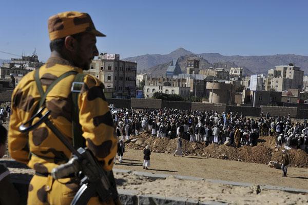 В Йемене США потеряли вооружение на $500 млн