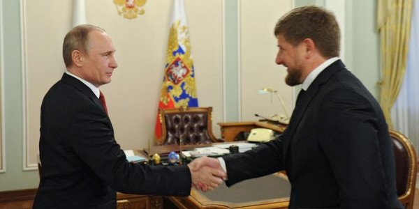Владимир Путин назначил Рамзана Кадырова и.о. главы Чечни до выборов