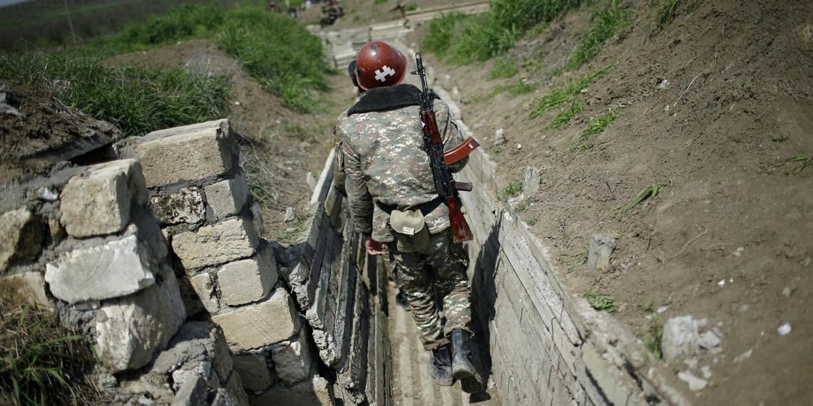 Азербайджан назвал обострение в Карабахе отечественной войной