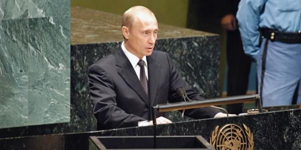 Politico: Путин на Генассамблее ООН выдвинет Западу четыре условия, на которые вряд ли согласятся США