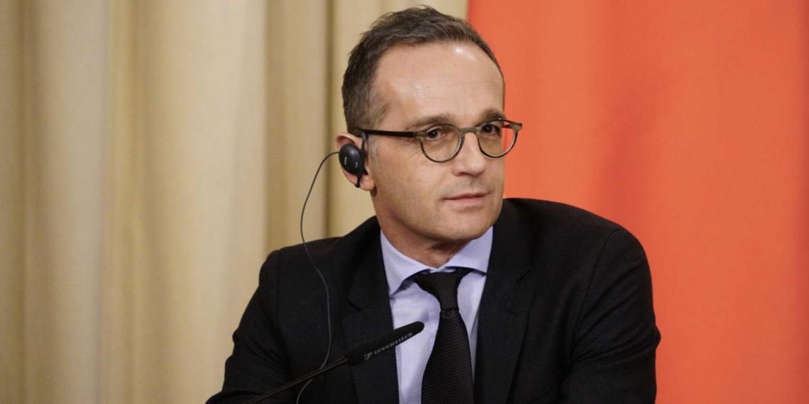 Глава МИД ФРГ призывает Россию вернуться к диалогу
