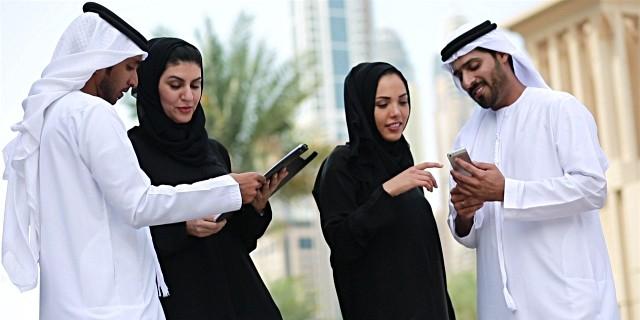 Житель ОАЭ развелся с женой, впервые увидев ее без макияжа