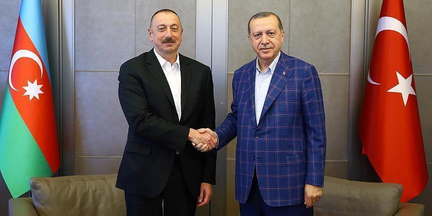 Эрдоган призвал Азербайджан наступать дальше и захватить весь Карабах