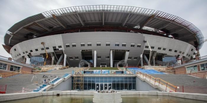 """""""Зениту"""" придется потратить на стадион еще 500 млн рублей после завершения строительства"""