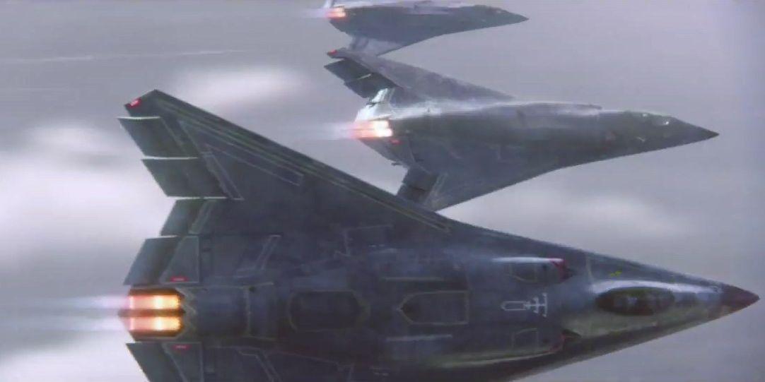 Американские ВВС показали концепт истребителя VI поколения