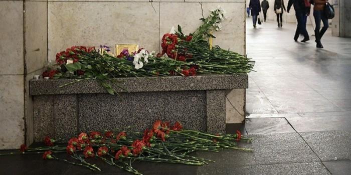 """""""Коммерсант"""" узнал о возможных связях петербургского смертника с сирийскими боевиками"""