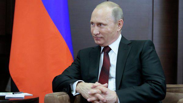Дмитрий Песков рассказал о подготовке Владимира Путина к сдаче норм ГТО