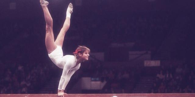 Советская гимнастка Ольга Корбут продала в США свои олимпийские медали