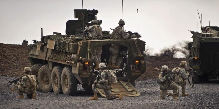 Военные США назвали сдерживание «российской агрессии» главным приоритетом в Европе