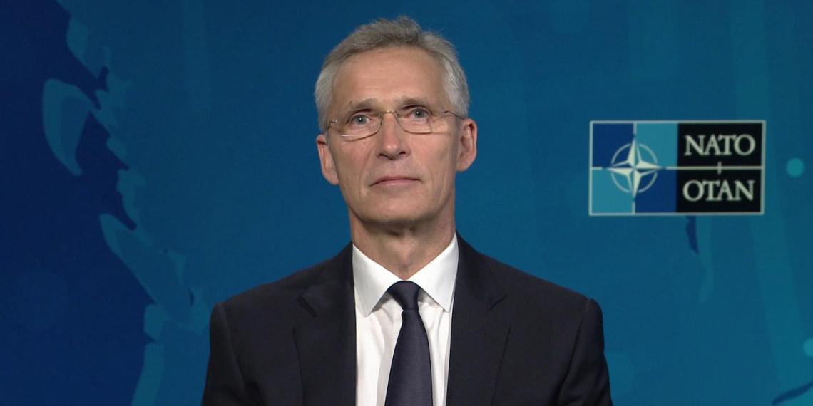 Генсек НАТО увидел руку Москвы в скандальной посадке самолета в Минске