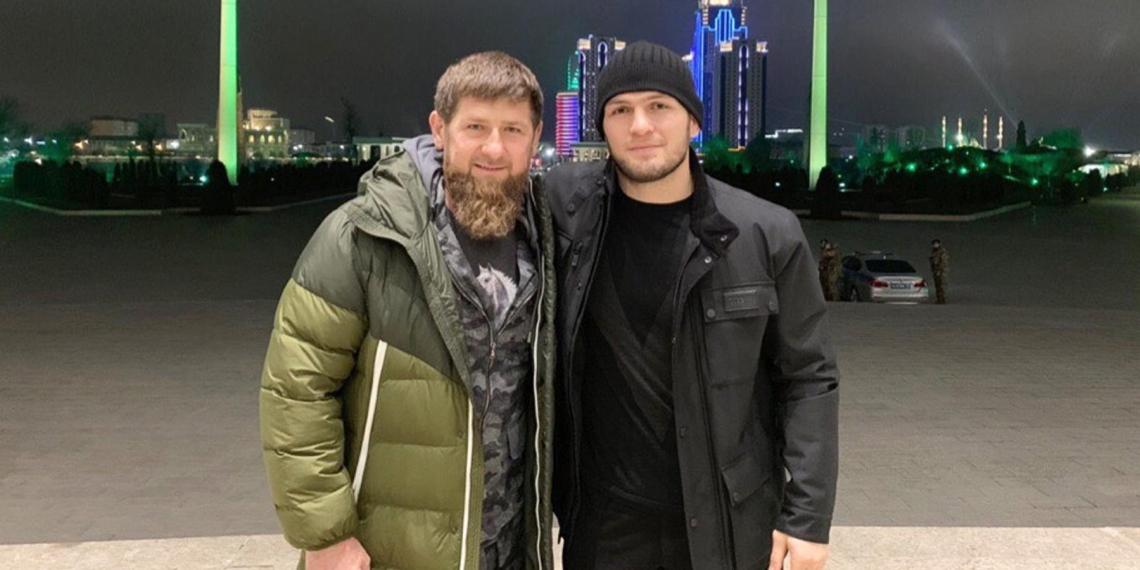 Нурмагомедов поспорил с Кадыровым