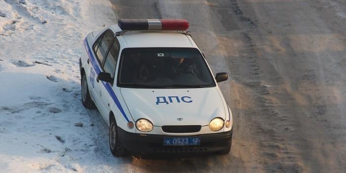 В Подмосковье полицейский застрелил пытавшегося сбить его водителя машины