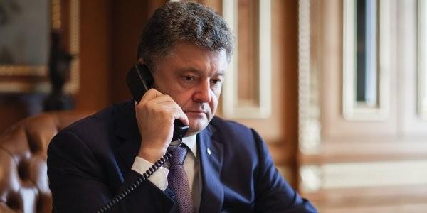Порошенко настаивает на вводе миротворцев ООН в Донбасс