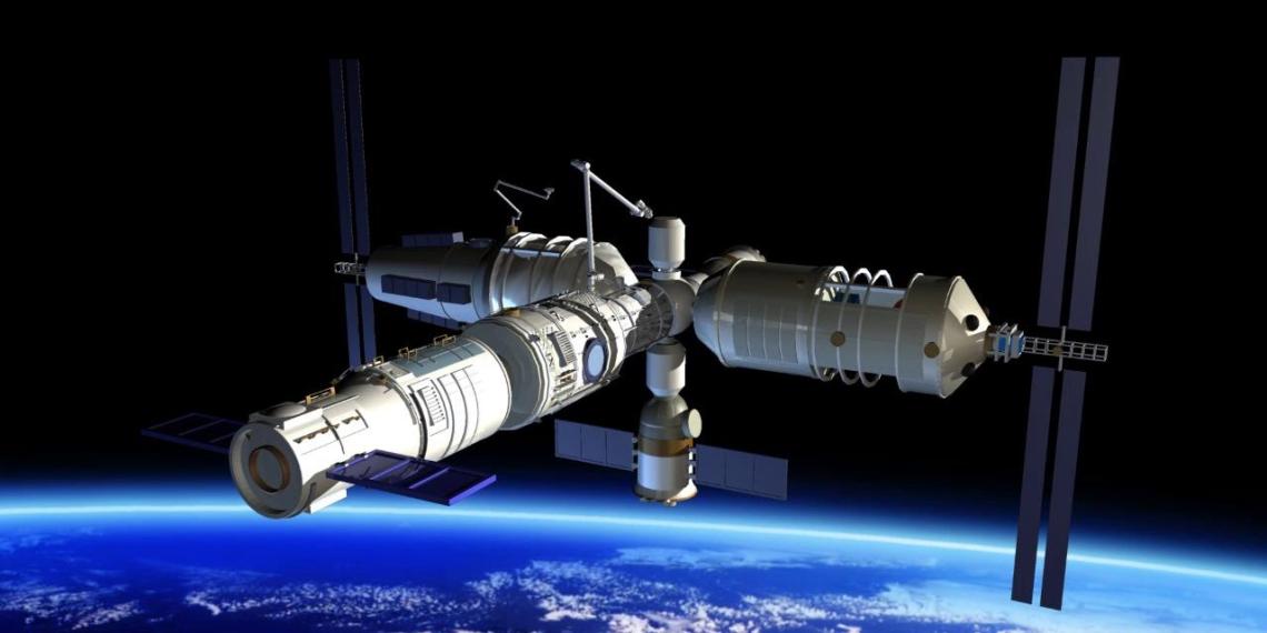Для российской орбитальной станции планируют построить шесть модулей