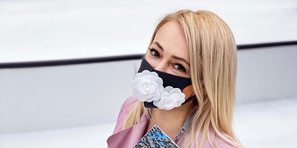 """""""Это верх цинизма!"""": Рудковская обвинила Беллу Потемкину в плагиате ее защитных масок"""