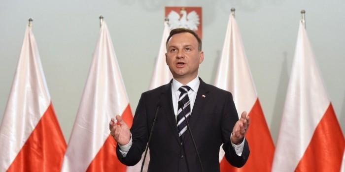 """Президент Польши: мы сделаем все, чтобы остановить строительство """"Северного потока-2"""""""