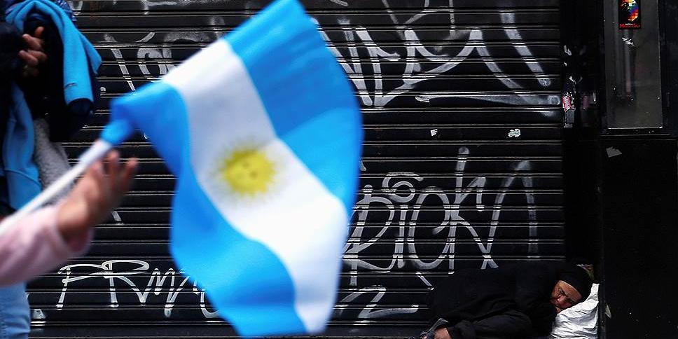 Аргентина решила не отдавать долги МВФ