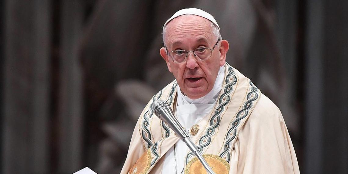 В РПЦ не поверили в подлинность высказываний папы римского о легализации однополых союзов