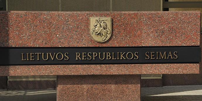 В Литве сократят число депутатов сейма из-за убыли населения