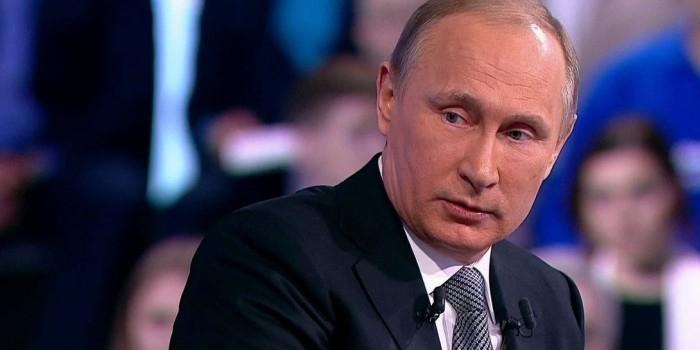 """Путин опроверг окончательный отказ от """"Южного"""" и """"Турецкого"""" потоков"""