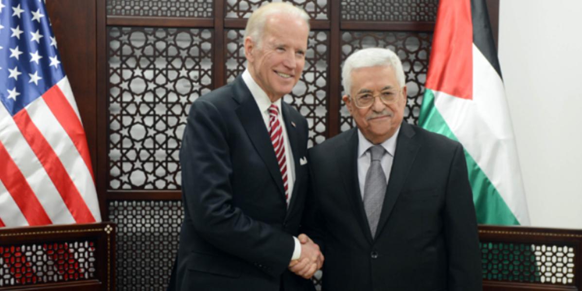 """Палестина поздравила """"большого друга Израиля"""" Байдена с победой на выборах"""