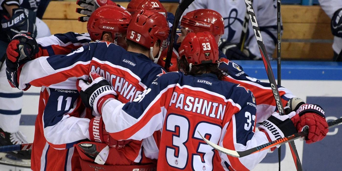 Федерация хоккея объявила победителя чемпионата России