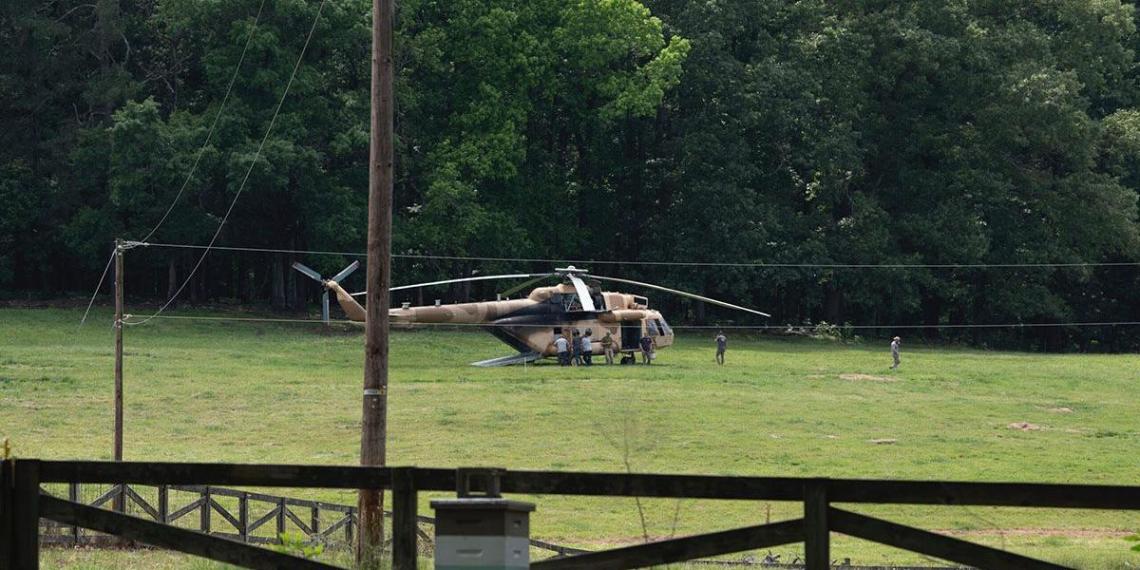 Американский спецназ начал применять российские вертолеты