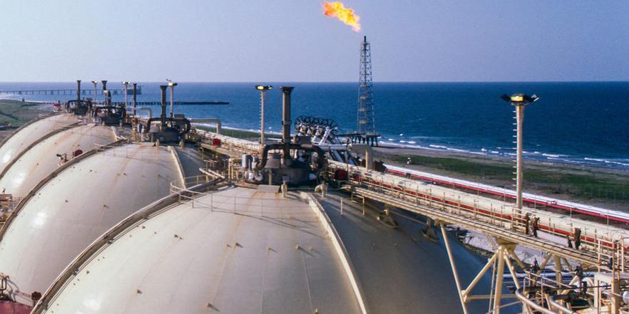 Украина начала покупать газ у Нигерии