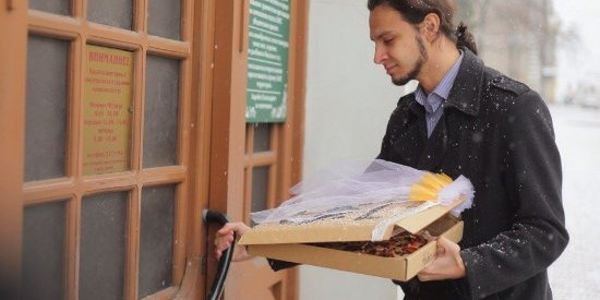 Томичу отказали в регистрации брака с пиццей