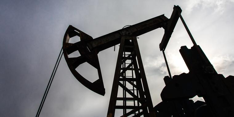 Стоимость нефти достигла максимума 2020 года