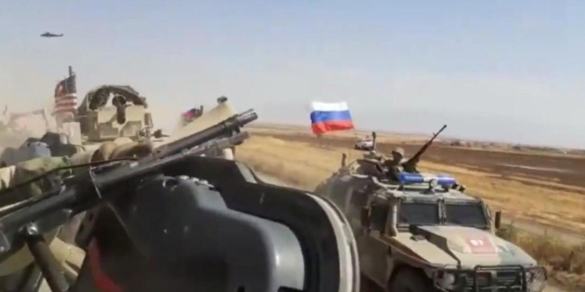 США заподозрили российских военных в намеренных провокациях в Сирии