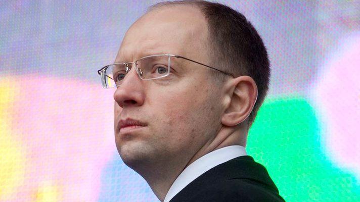 """Яценюк попросил у ЕС еще больше финпомощи для """"защиты Европы"""""""