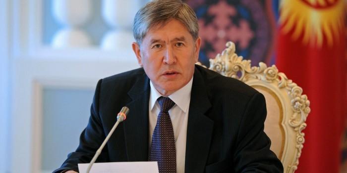 Президент Киргизии раскритиковал Собянина за его слова о мигрантах
