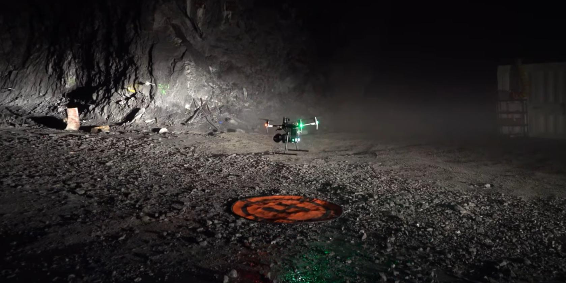 В США показали работу дронов с продвинутым искусственным интеллектом
