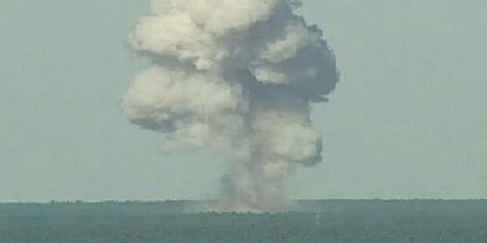 """США сбросили на Афганистан """"мать всех бомб"""""""