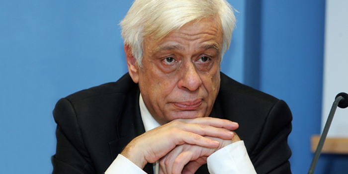 Грецию в Москве 9 мая будет представлять президент Павлопулос