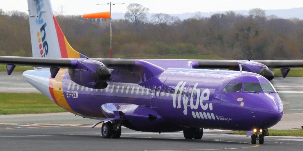 Коронавирус разорил крупнейшую британскую авиакомпанию