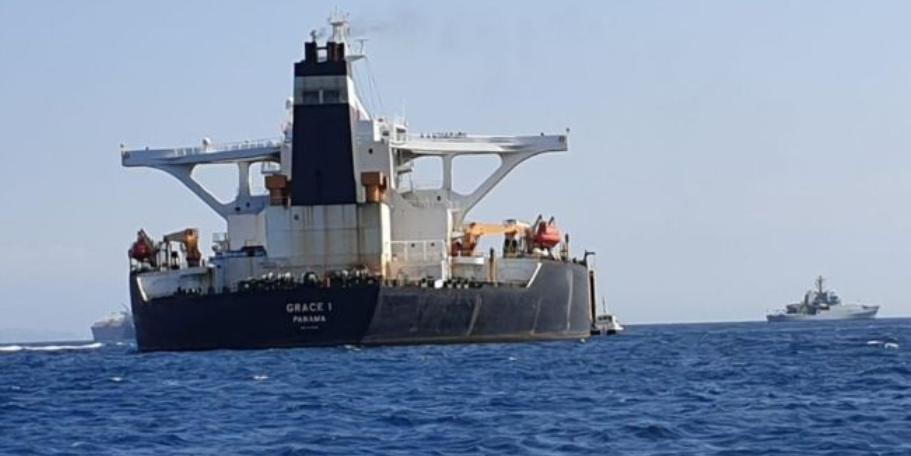 В Иране пригрозили Британии захватом ее кораблей