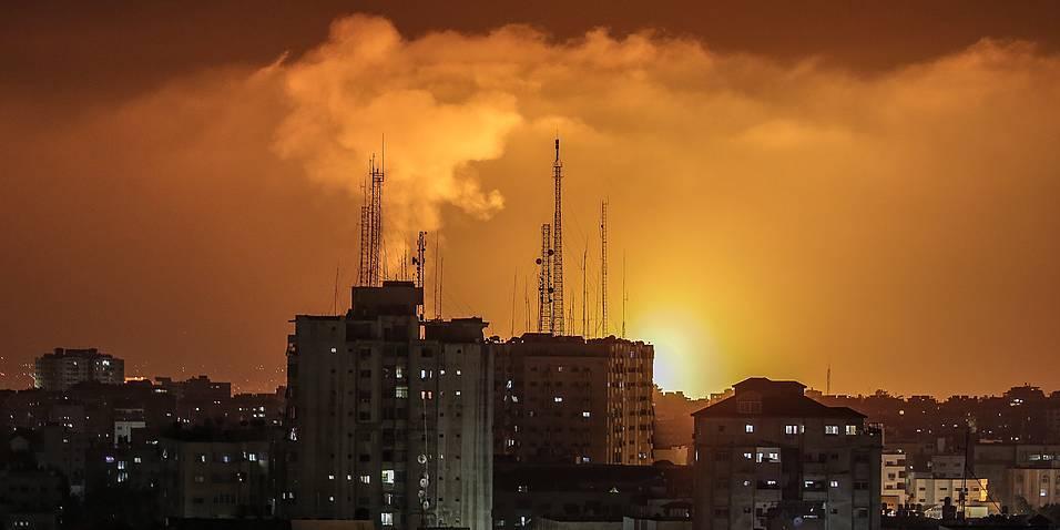 Китай призвал Израиль прекратить выселение и снос домов палестинцев