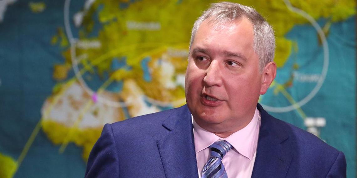Рогозин отказался объединяться с Маском