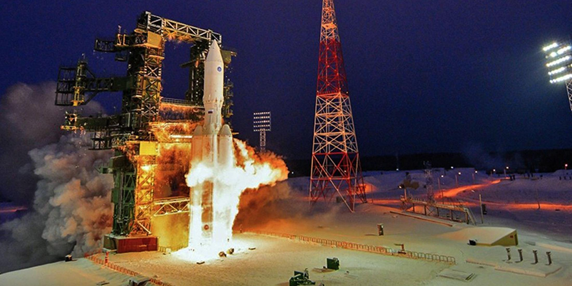 Роскосмос подсчитал, сколько будет стоить доставка человека на Луну ракетой Ангара