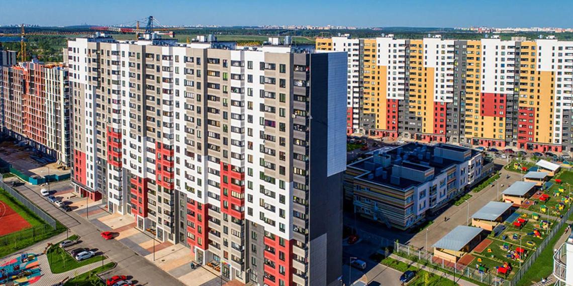Собянин поделился особенностями обустройства жилых районов Москвы