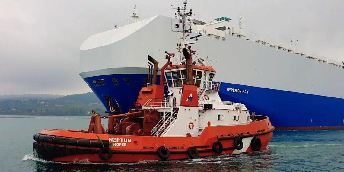Иран запустил ракету в израильский корабль в Персидском заливе