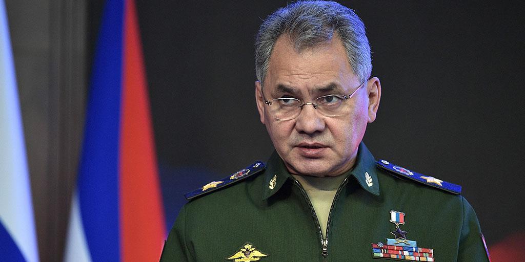 Шойгу заявил об отработке НАТО применения ядерного оружия на границе с РФ